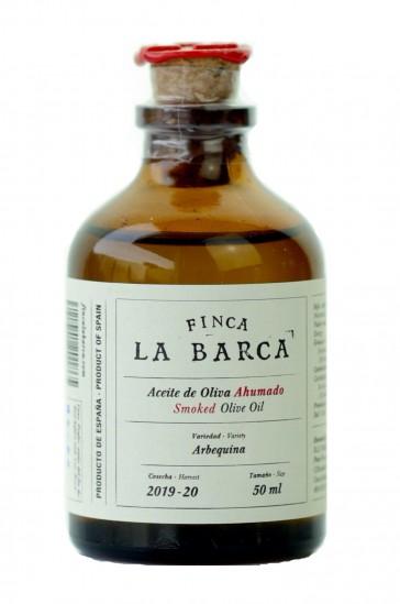 Aceite de Oliva Ahumado Botella 50 ml