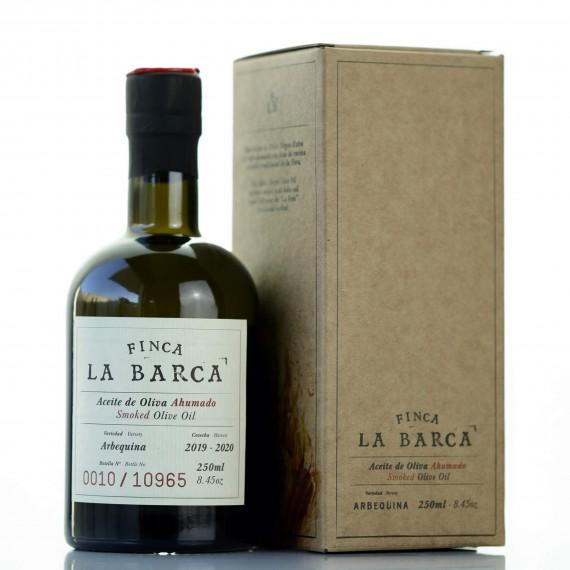 Aceite de Oliva Ahumado Botella 250 ml - Caja Regalo