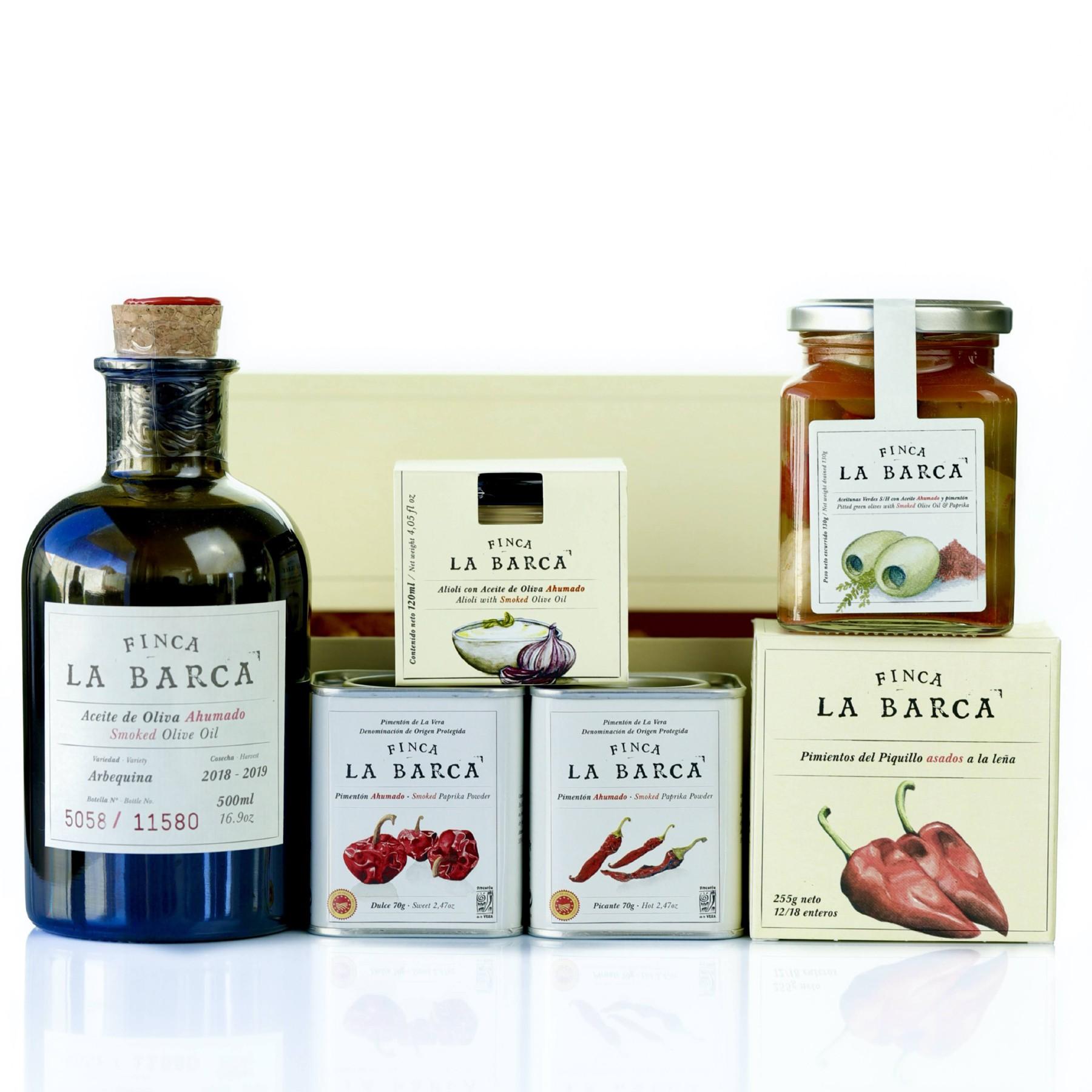 Bouteille d'huile d'olive fumée 250 ml - Sans boîte-cadeau